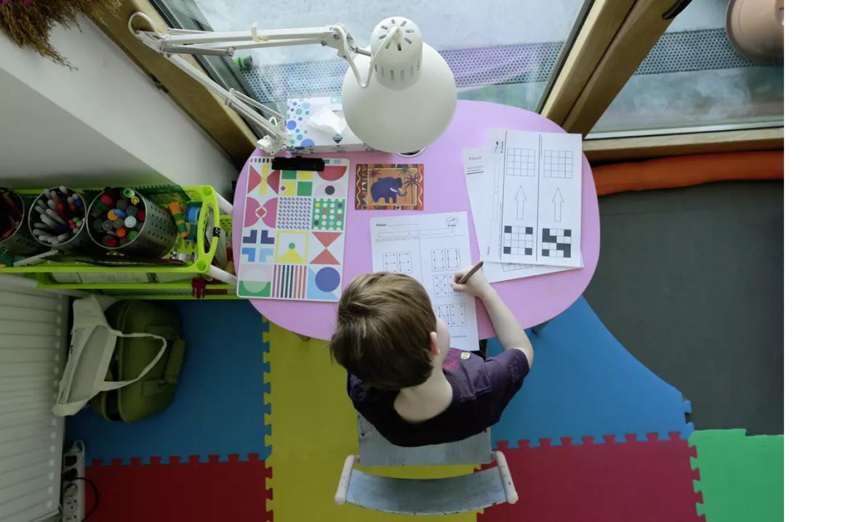 Sous-main éducatif et décoratif pour vos enfants