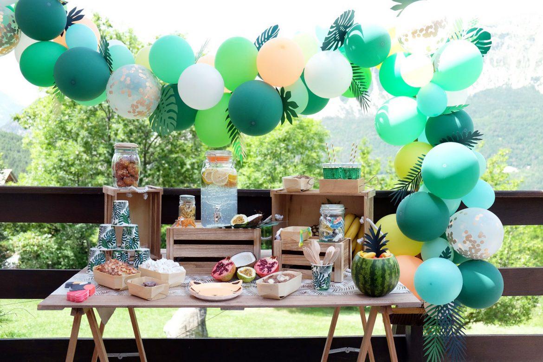 Idées de décoration pour l'anniversaire de votre bébé