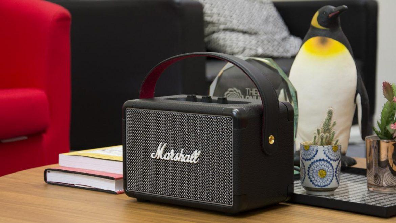 Enceintes Bluetooth Marshall : Touche rétro dans votre maison