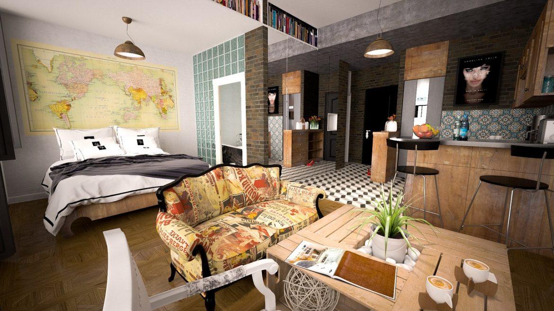 Idées de décoration pour les petites maisons