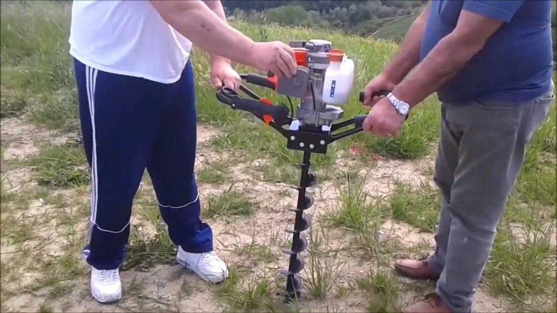 Tarière thermique : un appareil ergonomique pour les travaux dans le jardin