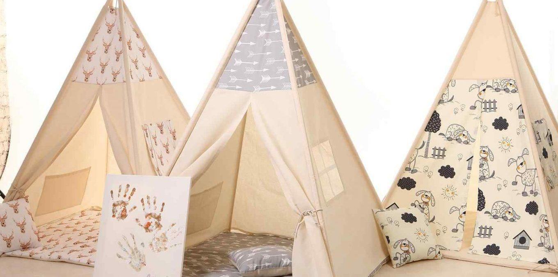 Critères de choix d'une tente pour décorer une chambre pour enfant