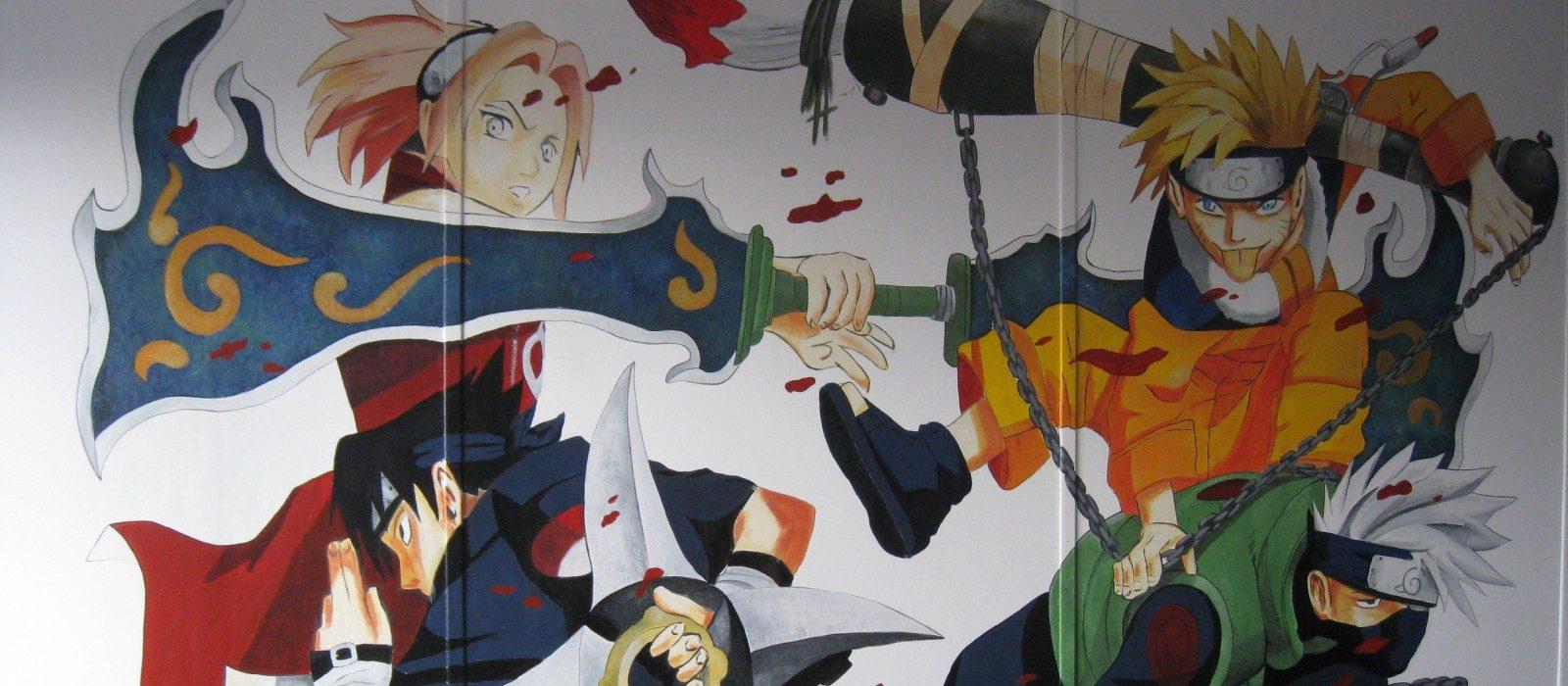 Figurine manga : idée pour décorer la chambre d'enfant
