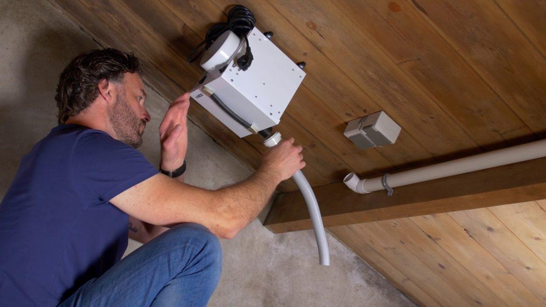 Quel déshumidificateur d'air choisir pour son sous-sol ?