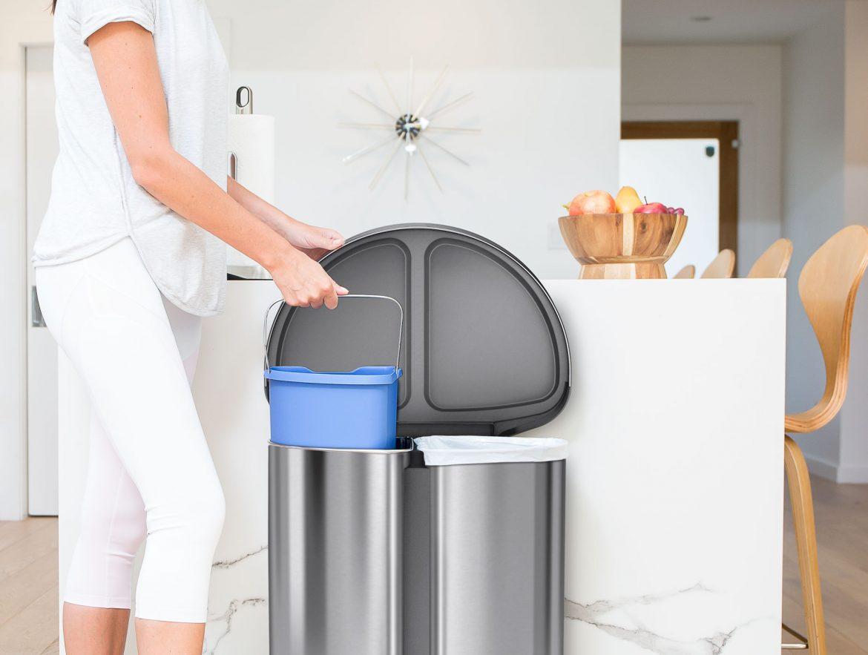 Choisir une poubelle design pour son intérieur !