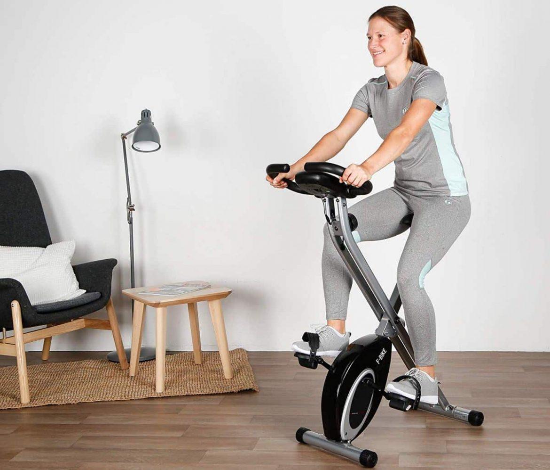 Choisir un vélo d'appartement pliable